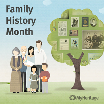 Australia Celebrates National Family History Month - MyHeritage.com - English blog | Irish Heritage | Scoop.it