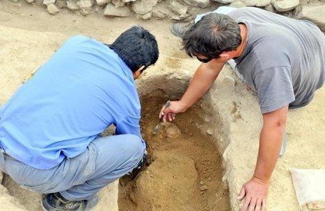 Hallan más tumbas en Cástulo (Jaén) | Arqueología, Historia Antigua y Medieval - Archeology, Ancient and Medieval History byTerrae Antiqvae | Scoop.it
