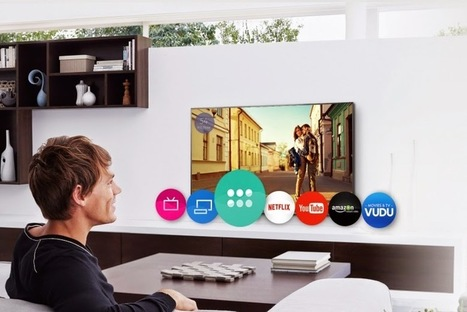 Mozilla partners with Panasonic to bring Firefox OS to TVs, teases smart home plans   Rosand Post   NDAWULA ROBERT   Scoop.it