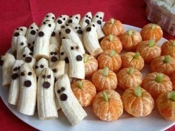 Queens Our City Radio Presents Healthy Halloween Treats That Even A Dentist Will Approve Of   Queens Our City Radio Recipes   Scoop.it