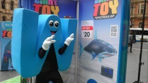 The Tech Behind The Big W Toy Sale: Private Cloud, QR Codes ... - Lifehacker Australia | scan me to know me | Scoop.it