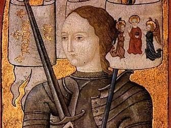 Huit choses que vous ne savez sans doute pas sur Jeanne d'Arc | Middle ages | Scoop.it