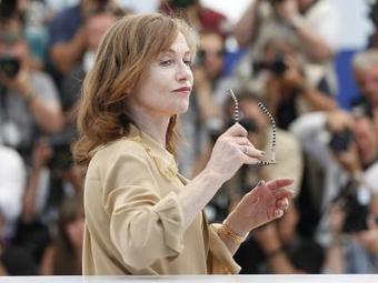 Vergewaltigungsdrama mit Isabelle Huppert in Cannes | Frankreich Kino | Scoop.it