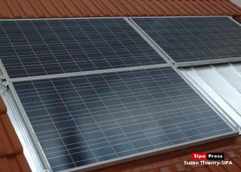 Le panneau solaire pour vivre écolo - Linfo.re   Notre planète   Scoop.it