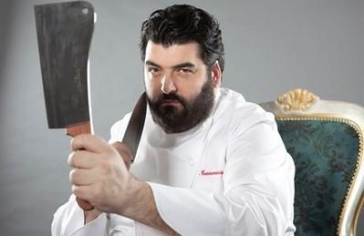 Antonino Cannavacciuolo: «In cucina comando io!» - Vanity Fair.it   Italica   Scoop.it