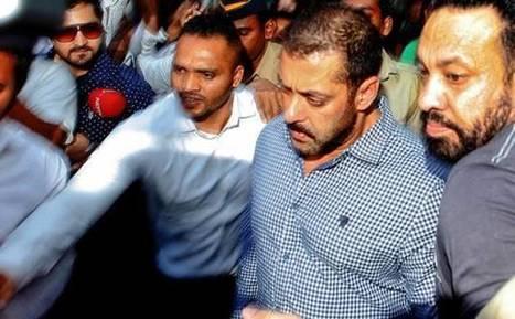 Black Buck poaching case: Jodhpur Court verdict out, Salman Khan acquitted | Entertainment News | Scoop.it