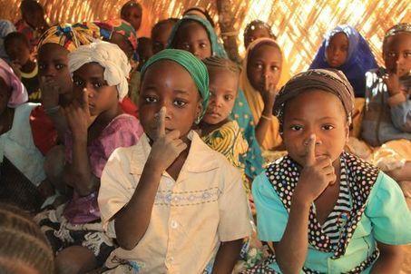 L'éducation POUR TOUS reste un objectif lointain dans le monde | Le BONHEUR comme indice d'épanouissement social et économique. | Scoop.it