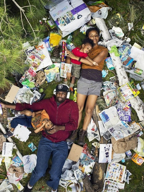 What if we all documented our trash...for just one week? | Research in Education | Scoop.it