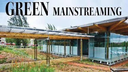 South Africa's property sector increasingly embracing green building | real estate management | Scoop.it