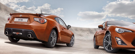 [VIDEO] TOYOTA GT86 : TOYOTA SPONSORED ~ Grease n Gasoline | post hoc fallacy | Scoop.it