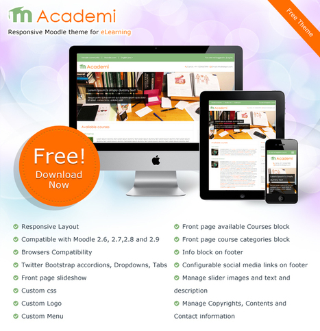 Moodle plugins directory: Academi | elearning stuff | Scoop.it