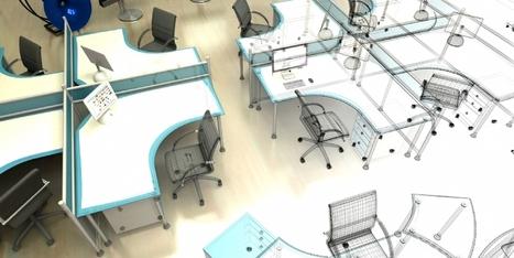 Le co-working pour PME, entre location de bureaux et émulation créative | Conseils pour indépendants, TPE et PME | Scoop.it
