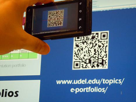 What I'm Reading: QR Codes | Engaging Educators | QR Codes and digital media | Scoop.it