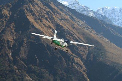 Moujntain Flight in Nepal | Tour in Nepal | Scoop.it