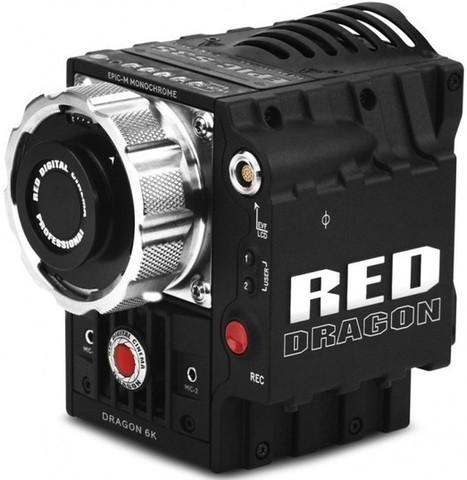 RED Introduces 6K SCARLET DRAGON & New Modules to Increase Usability « No Film School | FilmTechnic | Scoop.it