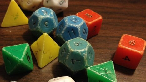 Dungeons & Dragons Has Influenced a Generation of Writers | Gamification for the Win | Scoop.it