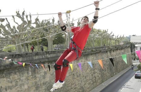 Droit devant: l'aventure urbaine de France 4 ! | Le sport en milieu urbain | Scoop.it