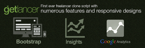 First ever Freelancer clone script with numerous Features and Responsive Designs - Agriya | Technology and Marketing | Scoop.it