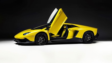 Lamborghini Aventador Anniversario LP720 special edition | MyCarzilla | Super cars News | Scoop.it