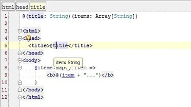 #IntelliJ Plugin Repository :: #Playframework 2 for #Scala initial version | playframework | Scoop.it
