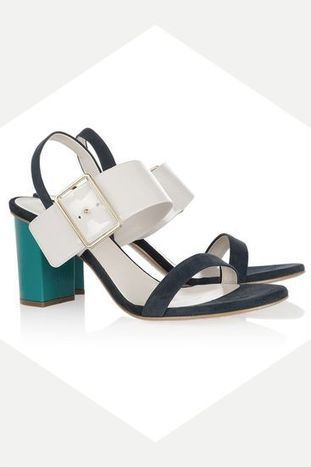 Practically Perfect Block Heels / Never Underdressed   shoes   Scoop.it