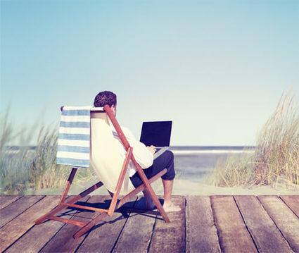 Les 6 meilleurs outils pour travailler en équipe à distance | Conseils pour indépendants, TPE et PME | Scoop.it