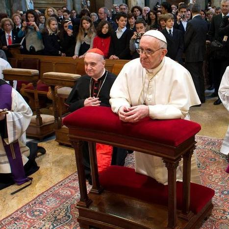 What It's Like to Be Pope Francis' Social Media Intern | Dear World, wake up! | Scoop.it