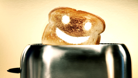 Why seeing 'Jesus in toast' isn't all that strange - Futurity | Music, Videos, Colours, Natural Health | Scoop.it
