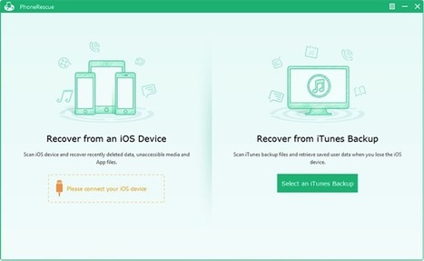 How to Recover Deleted Videos from iPad - iMobie Guide | IOS Data Recovery & Cleaning | Scoop.it