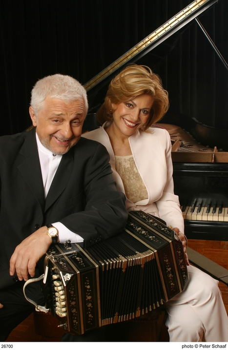 NEW TANGO VISION with the Binelli-Ferman Duo Set for the Met Room, 10/1 - Broadway World   Bay Area Argentine Tango   Scoop.it