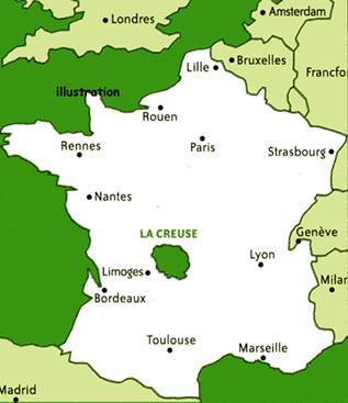 Rando-Loisirs-Creuse toutes les randonnées en Creuse | CRAKKS | Scoop.it