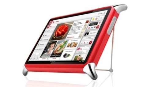 French-made QOOQ Tablet makes cuisine simpler for amateur chefs | QOOQ | Scoop.it