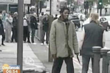 Soldat tué à Londres: le courage d'une femme - Atlasinfo.fr | La femme, avant et maintenant. | Scoop.it
