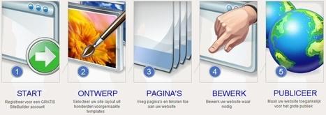 Gratis uw Eigen Website Maken! | Website maken | Scoop.it