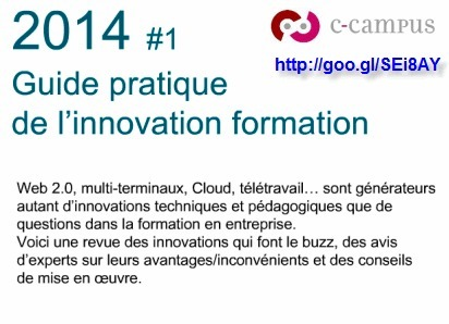 Guide pratique de l'innovation en formation (ccampuslearn.net) | E-pedagogie, apprentissages en numérique | Scoop.it