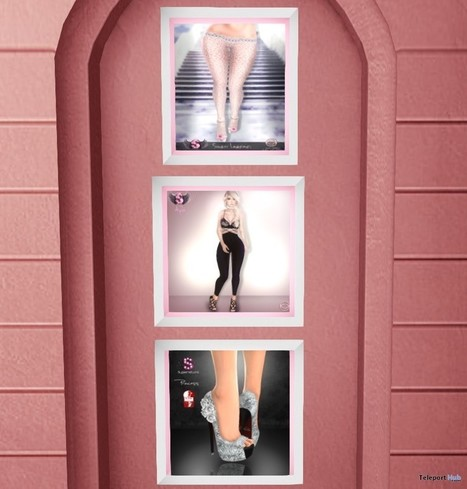 Pants, Outfit, and Shoes Group Gift by Supernatural | Teleport Hub - Second Life Freebies | Second Life Freebies | Scoop.it