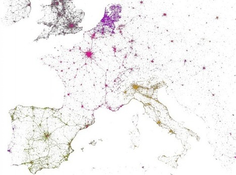 Mapping Twitter demographics | science | Scoop.it