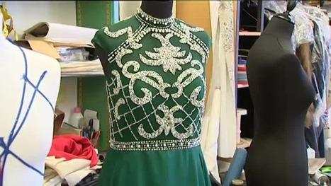 A la découverte de costumes de théâtre dans un atelier de couture - France 3 Limousin | Textile Horizons | Scoop.it