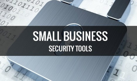 25 Online Security Tools for Small Businesses | Business Support | Scoop.it