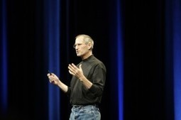 This Steve Jobs action figure is so realistic, it's actually kind of freaky | Be Productive | Scoop.it
