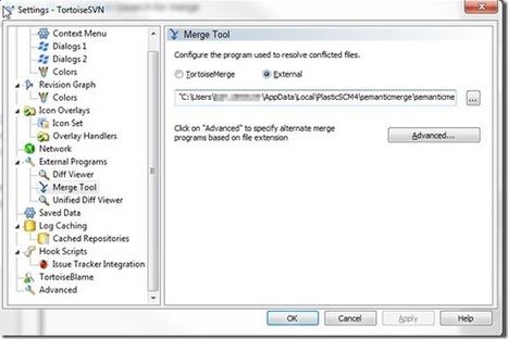 New merge tool Semanticmerge, tested on SVN   Bart De Meyer - Blog   A better work   Scoop.it
