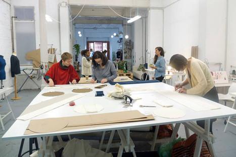 Els espais de 'cosewing' posen les màquines de cosir a l'abast de tothom   Innovació social   Scoop.it