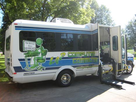 MN: Computer Commuter (bookmobile for computers & broadband) featured on Kare 11 | Blandin on Broadband | newtechcaitlin | Scoop.it