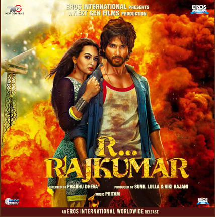 Buy R Rajkumar Movie Blu-ray Online -Buy Latest Hindi Movie DVD, Blu-ray, VCD, Audio CDs Online | Buy Latest Movies DVD Online | Scoop.it