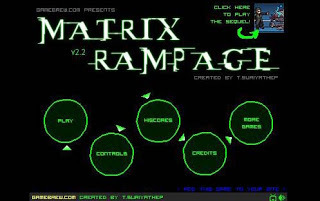 Play Online Matrix Rampage Game for Boys - Games Hobby | GamesHobby | Scoop.it