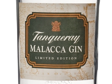 The Return of Tanqueray Malacca Gin – Review | Whiskey, Rum and Spirits | Scoop.it