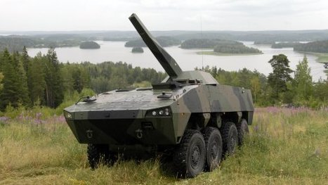 Expert: Patria Selling Grenade Launchers to Saudis | Finland | Scoop.it