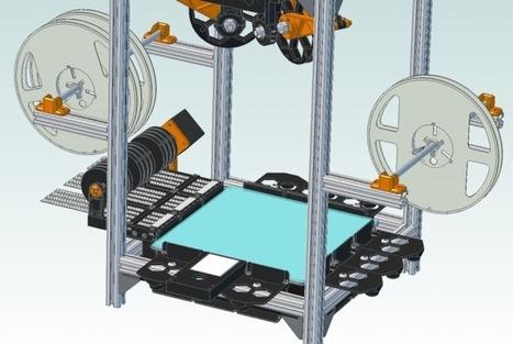 The Open-Source Electronics Robot, The FirePick Delta, Could ...   Peer2Politics   Scoop.it