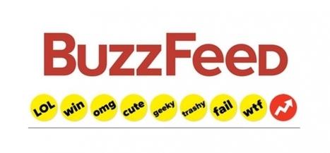 BuzzFeed en France le 4 novembre | Communication Digital x Media | Scoop.it