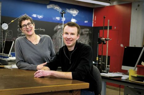 Harvard instructors experiment with hands-on learning | Harvard Magazine May-Jun 2014 | Innovation | Scoop.it